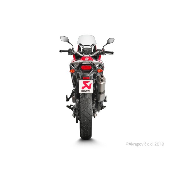 SLIP-ON OMO AFRICA TWIN 18/19