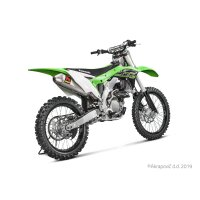 Kawasaki KX250F 2017-21 Racing Line (Titanium)