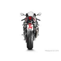Suzuki GSX-R 1000 2017-21 Racing Line (Titanium)